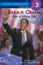 Barack Obama: Out of Many, One (Step into Reading) Corey, Shana Paperback