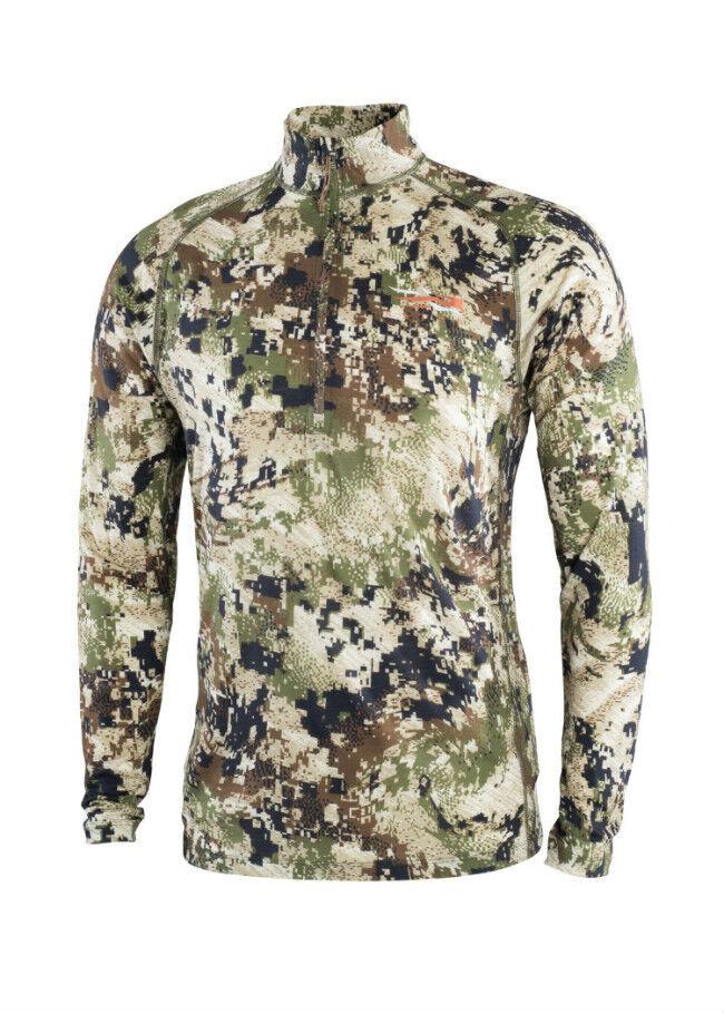 Sitka Merino Core Lightweight Half Zip Shirt NEW 10056   shop now