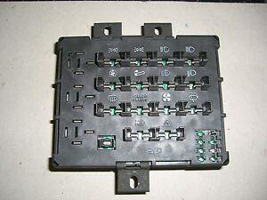 Sicherungskasten Relay Fuse Box Lancia Delta Integrale 5942795 Ebay