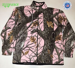 d5f88d8b1cc Image is loading ZooFleece-Pink-Camouflage-Women-039-s-Sweater-Winter-
