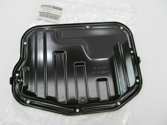 Engine Oil Pan Steel Lower for 02-06 Nissan Altima Sentra