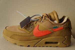 Details zu Nike Air Max 90 Off White Desert AA7293200 (Größe 38 45.5)