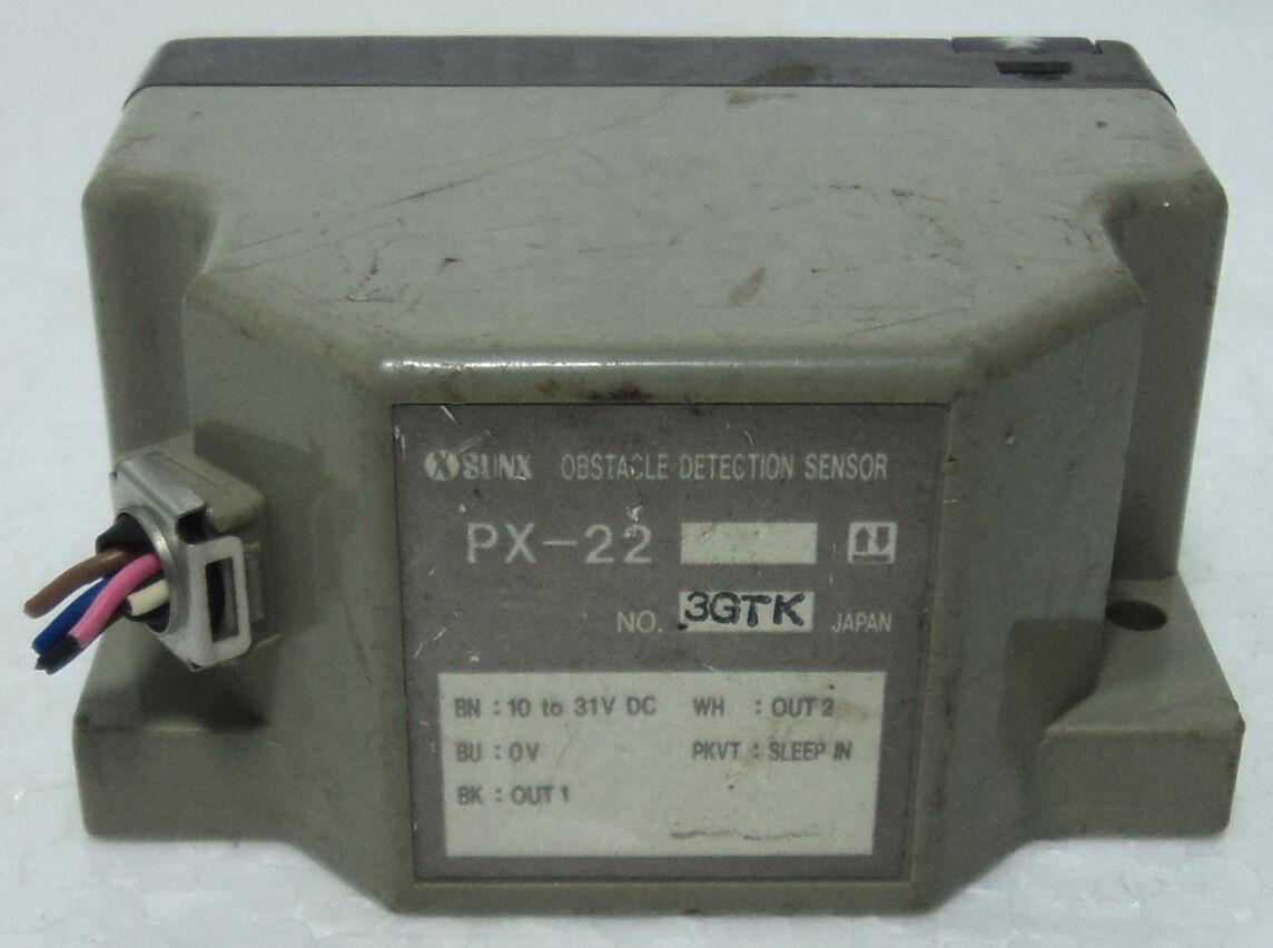 SUNX PX-22 OBSTACLE DETECTION SENSOR PX22