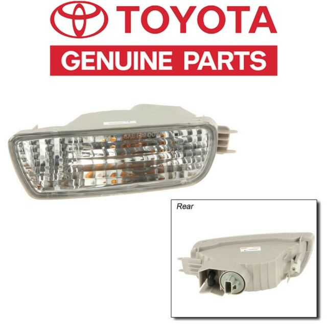 01-04 Toyota Tacoma Left Driver Lower Turn Signal Light Lamp TO2530140