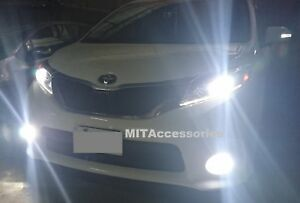 Image Is Loading Mit Toyota Sienna 2017 9005 Led Headlight
