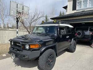 2007 Toyota FJ Cruiser c package offroad