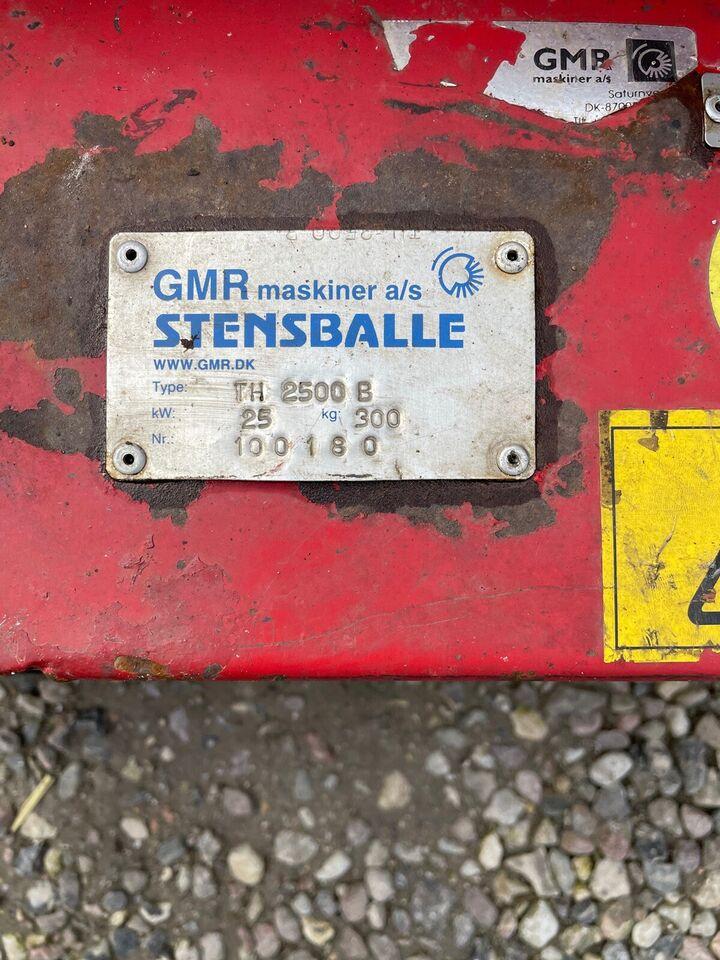 Klippebord, Stensballe TH 2500 B