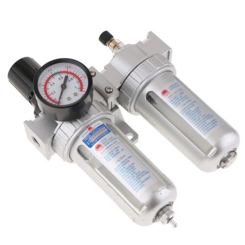 SFC200 Air Pressure Regulator oil/Water Separator Trap Filter Compressor