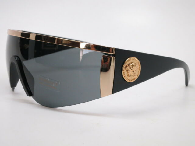 15d2870a9096 Authentic Versace Sunglasses Ve2197 100087 40mm Gold Frames for sale ...