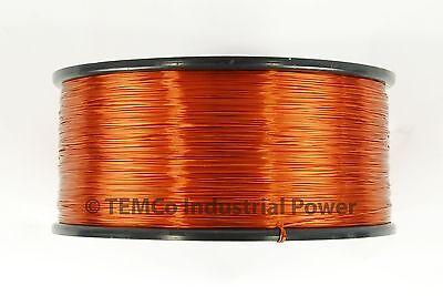 TEMCo Magnet Wire 20 AWG Gauge Enameled Copper 200C 1.5lb 471ft Coil Winding