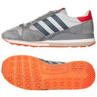 Adidas Women's Originals Zx500 Running Shoes Gray/red S77321