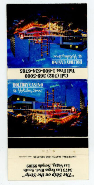 Casino Holiday Book