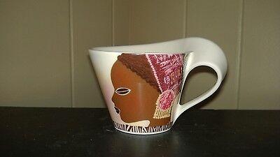 Villeroy Boch Wave mugged by villeroy boch collection on ebay