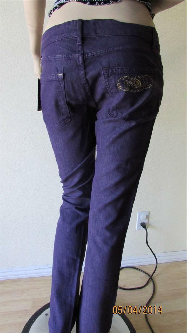 NWT BEBE STRAIGHT UP SEXY JEANS SIZE 29