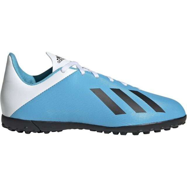 Adidas X 19.4 Tf Junior football boots blue and white F35347 multicolored