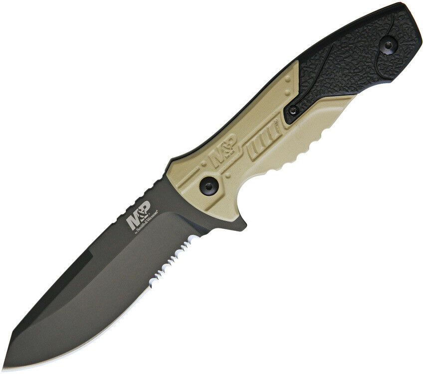 Smith & Wesson M&P Fixed Blade Knife SWMPF2CS