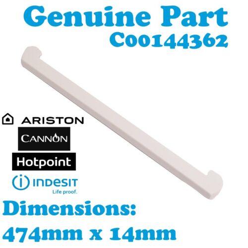 Hotpoint Ffaa 52K.1 Frigorifero Congelatore Bicchiere Scaffale Anteriore Plastica Profilo Trim