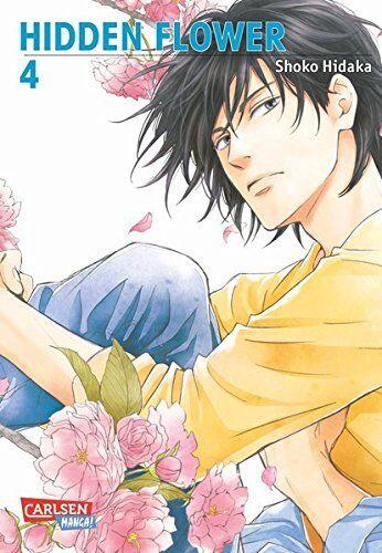 Hidden Flower 4 von Shoko Hidaka (2014, Taschenbuch)