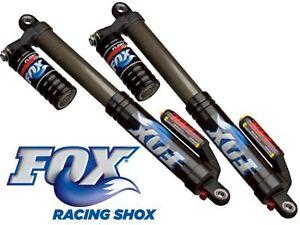 Fox Float X Front Suspension Shocks Canam DS450 DS450X | eBay