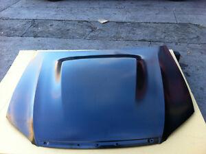Ford Falcon Fg Xr6 Xr8 Turbo Bonnet Hood With Hump Xr Boulge