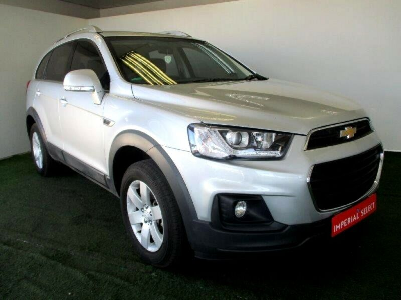 2017 Chevrolet Captiva 2.4 LS FWD for sale!