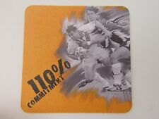 Beer COASTER ~*~ CASTLEMAINE PERKINS XXXX ~ Milton, AUSTRALIA ~ Rugby League UK