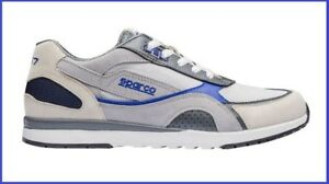 SPARCO TEAMWEAR BASKETS BOTTINES CHAUSSURES SPARCO SH-17 SHOES POINTURE 43