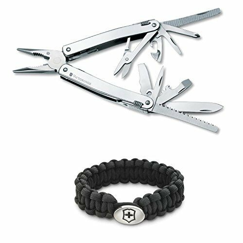 Victorinox Swiss Army Swisstool Spirit  X with Paracord Bracelet  factory outlets