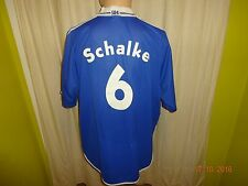 FC Schalke 04 Adidas Meister der Herzen Heim Trikot 2000/01 + Nr.6 Gr.XL