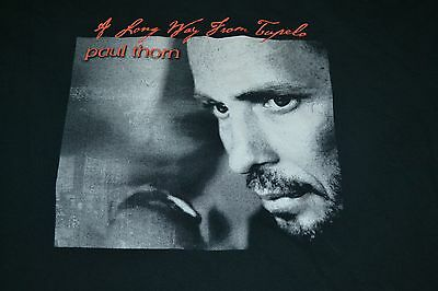 Paul Thorn Long Way From Tupelo Ms Concert Tour T Shirt