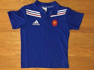 New Macron Edinburgh Rugby Pique Polo Shirt