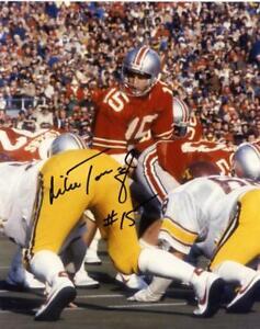 Mike Tomczak Ohio State Buckeyes #15 Signed Autographed 8x10 Photo W/coa Photos Sports Mem, Cards & Fan Shop
