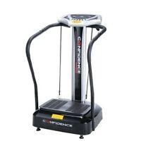 Confidence Pro Vibration Plate Trainer W/ Straps