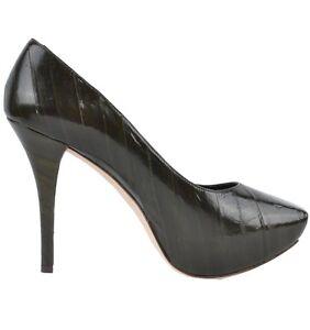 Eel Chaussures Kaki 03081 Gabbana Pumps Talons Chaussures Dolce Vert Vert Eel Eel Platform w1qna8