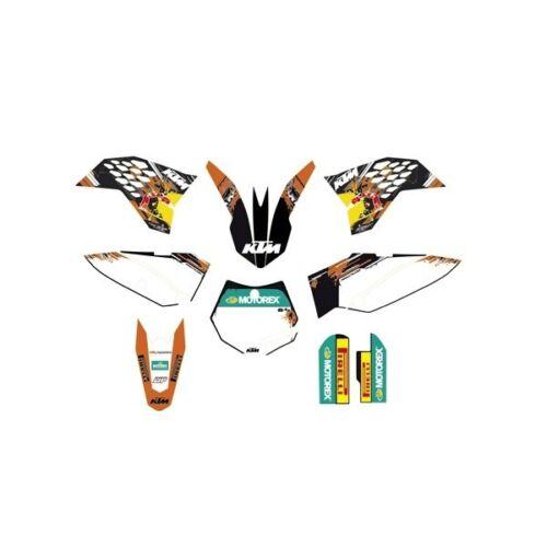 KTM STICKERS KIT GRAFICHE USA SX 65  2009 AL 2014  46208199000