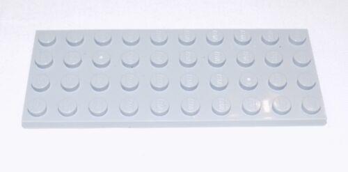 **LEGO PLATE 4X10 LUGS 3030 CHOOSE COLOUR **