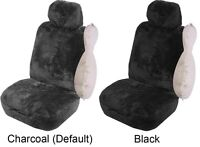 Premium 25mm Sheepskin Seat Cover Single To Suit Bmw M