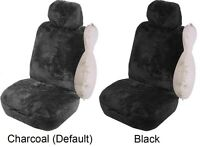 Premium 25mm Sheepskin Seat Cover Single To Suit Ford Ka