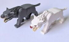 Lego Warg 79002 Dark Bluish Gray The Hobbit Animal Big Figure Minifigure