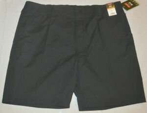 Men-039-s-Wrangler-Black-Relaxed-Fit-Quick-Dry-Performance-Shorts-32-40-42-44-46-48