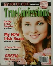 True Confessions Spring Break Surprise Wild Irish Scam Mar 2016 FREE SHIPPING JB