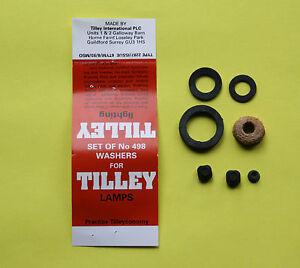 3 LAMP ASSORTMENT TILLEY LAMP SEALS WASHERS X246B TILLEY PARAFFIN WASHER BOX 5