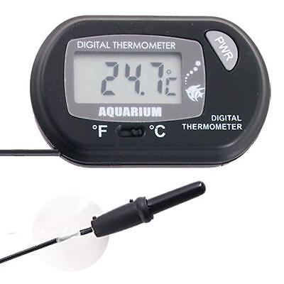 Digital LCD Fish Aquarium Tank Pond Marine Water Thermometer