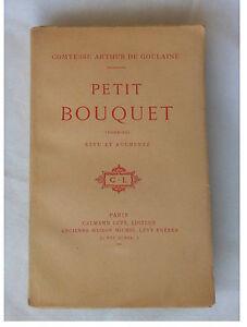 Petit-Bouquet-Poesies-Comtesse-Arthur-de-Goulaine-Calmann-Levy-1897