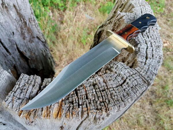 * Bullson Coltello Cespuglio Coltello Knife Hunting Coutean Cuchillo Coltello Coltello Da Caccia Una Gamma Completa Di Specifiche