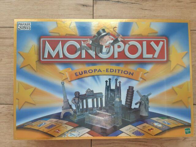 Geld monopoly europa edition Kinderprodukte im