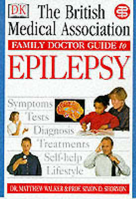 """""""AS NEW"""" , Epilepsy (BMA Family Doctor), Paperback Book"""