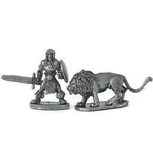 Barbarian-and-Companion-Warhammer-Fantasy-Armies-28mm-Unpainted-Wargames