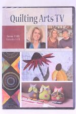 Quilting Arts Tv Series 1100 Episodes 1 13 4 Dvd Set Pokey Bolton Learn How