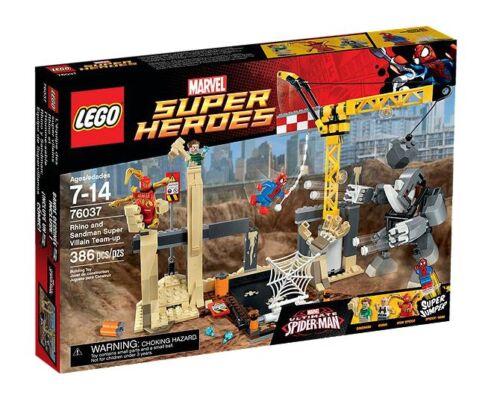 LEGO Baukästen & Sets LEGO® Marvel Super Heroes 76037 Super Villain Team-up NEU OVP NEW MISB NRFB Baukästen & Konstruktion